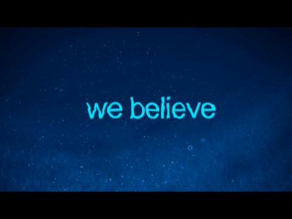 WE BELIEVE - APOSTLE'S CREED