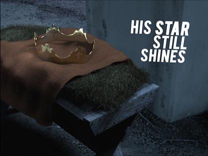 HIS STAR STILL SHINES