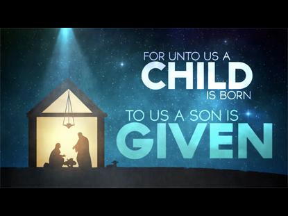 LIGHT OF CHRISTMAS WORSHIP INTRO