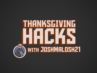 Thanksgiving Hacks | Motion Worship | Preaching Today Media