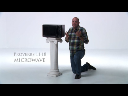 MICROWAVE PROVERB