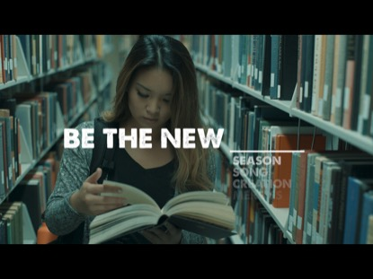 BE THE NEW
