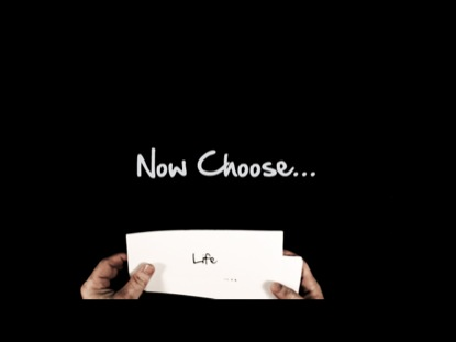 NOW CHOOSE
