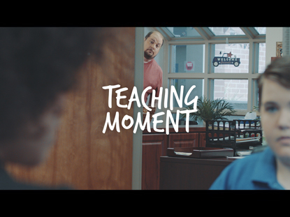 TEACHING MOMENT