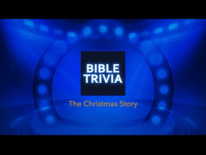 The Christmas Story Bible.Bible Trivia On The Christmas Story Playback Media