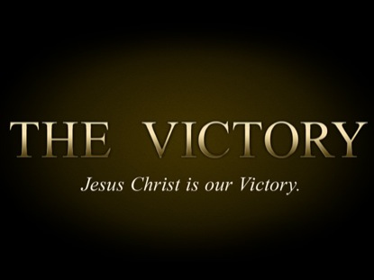 THE VICTORY