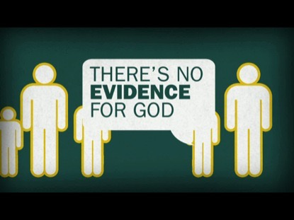 DEBUNKED 1: THERE'S NO EVIDENCE FOR GOD