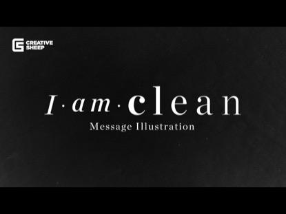 I AM CLEAN