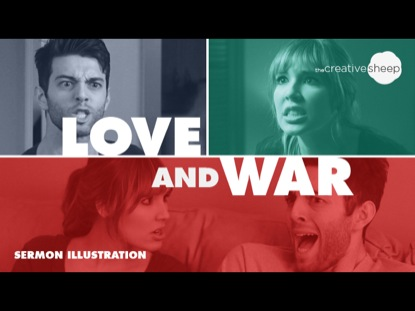 LOVE AND WAR: FIGHT FOR YOUR MARRIAGE