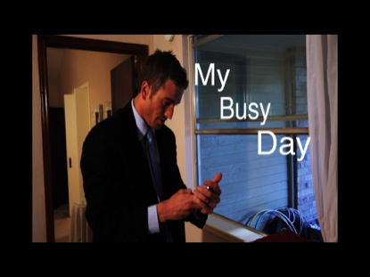 MY BUSY DAY MALE