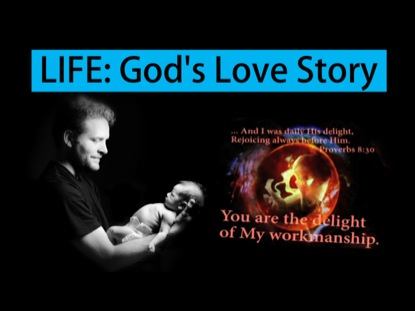 LIFE GODS LOVE STORY