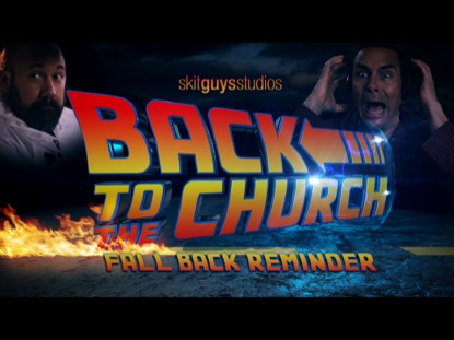 BACK TO THE CHURCH