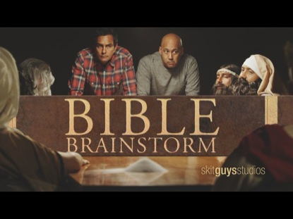 BIBLE BRAINSTORM