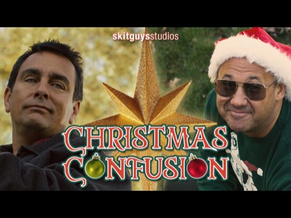 Christmas Confusion | Skit Guys Studios | Preaching Today Media