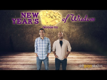 NEW YEAR'S NUGGETS OF WISDOM