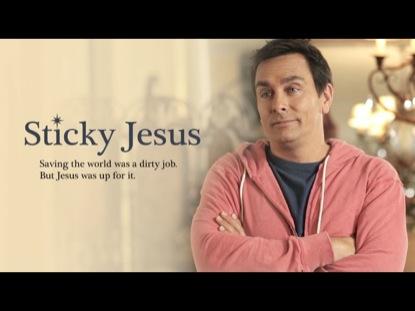 STICKY JESUS