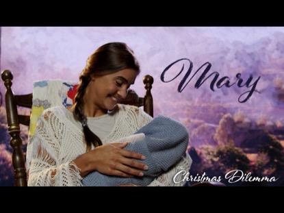 THE CHRISTMAS DILEMMA MARY