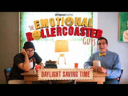 The Emotional Rollercoaster | Skit Guys Studios | Preaching Today Media