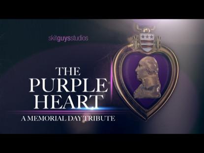The Purple Heart: A Memorial Day Tribute | Skit Guys Studios | Preaching Today Media