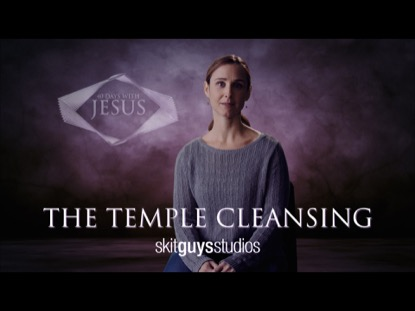 The Temple Cleansing | Skit Guys Studios | Preaching Today Media