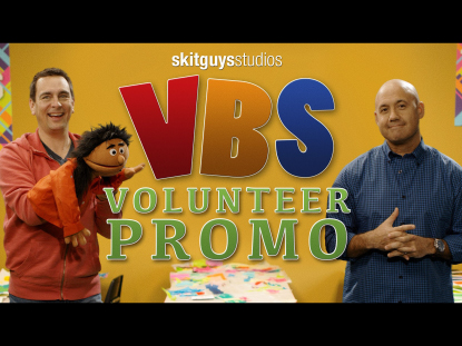 VBS VOLUNTEER PROMO SKIT GUYS
