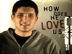 SPOKEN WORD - HOW DOES HE LOVE US