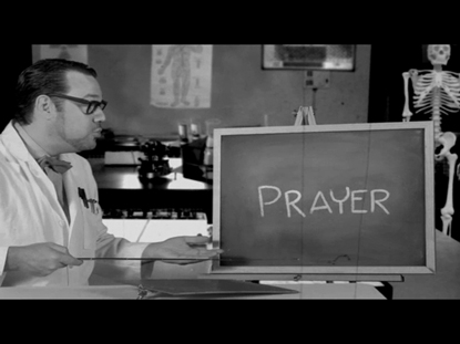 PRAYER IS NOT ROCKET SCIENCE