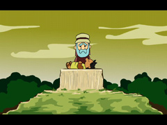 STEELEHOUSE BIBLE SHORTS: ABRAHAM AND ISAAC