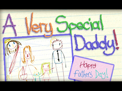 A VERY SPECIAL DADDY