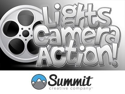 LIGHTS, CAMERA, ACTION: WEEK 2