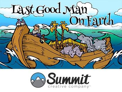 LAST GOOD MAN: WEEK 1