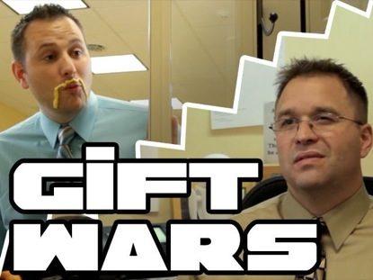 Gift Wars | The Sound Tank | Preaching Today Media
