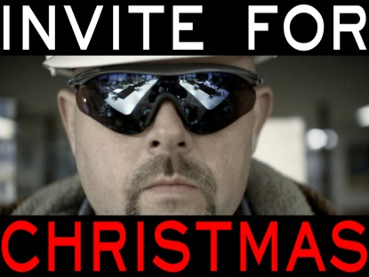 INVITE FOR CHRISTMAS