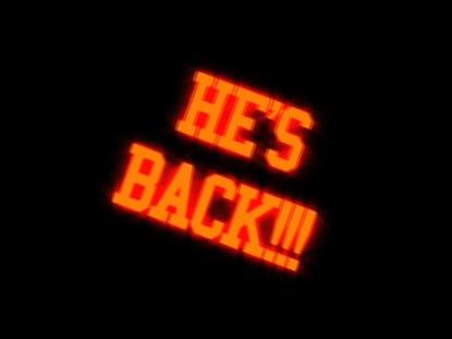 LINEBACKER PROMO - HE'S BACK