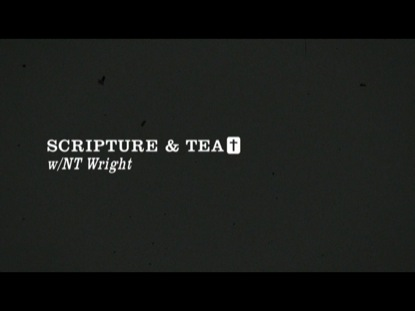 SCRIPTURE AND TEA