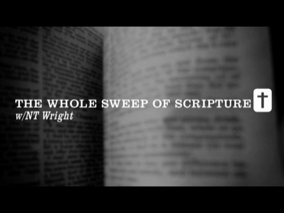 THE WHOLE SWEEP OF SCRIPTURE