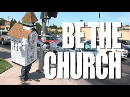 BE THE CHURCH - PEACEMAKER