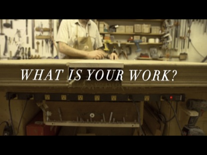WHAT IS YOUR WORK