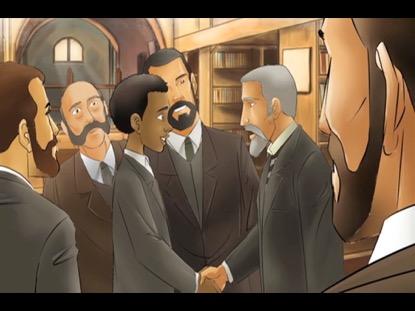 THE SAMUEL MORRIS STORY 9