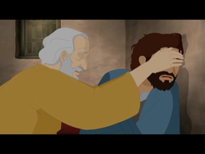 THE WITNESSES 14: SAUL BECOMES A BELIEVER