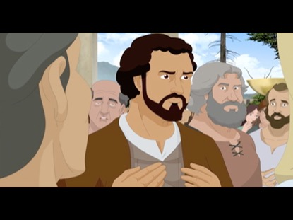THE WITNESSES 19: PAUL AND BARNABAS AT LYSTRA