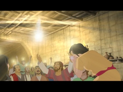 THE WITNESSES 1: THE DAY OF PENTECOST