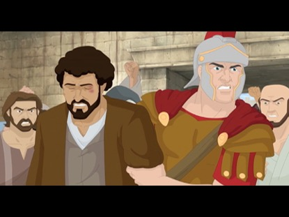 THE WITNESSES 22: PAUL ATTACKED IN THE TEMPLE