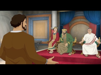 THE WITNESSES 23: PAUL BEFORE AGRIPPA