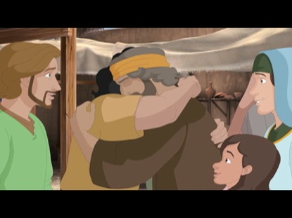 THE WITNESSES 3: THE BELIEVERS DEMONSTRATE GOD'S LOVE IN CHRIST