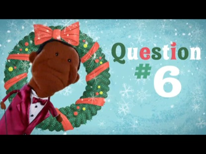 12 QUESTIONS OF CHRISTMAS QUESTION 6