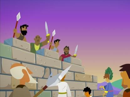 NEHEMIAH STORY