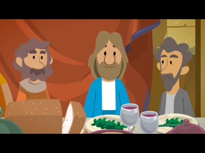 THE LAST SUPPER & JESUS' DEATH