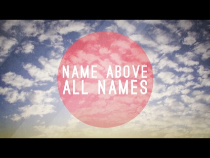 JESUS IS THE NAME