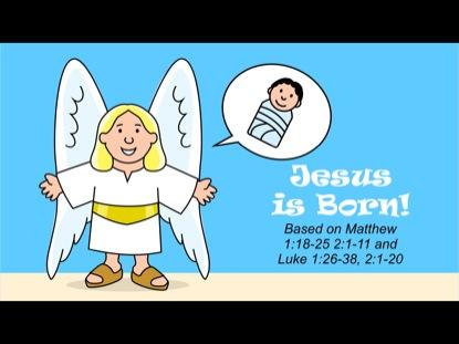 TINY BIBLE TREASURES 4 - JESUS IS BORN